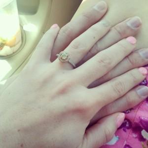 amanda engaged 2