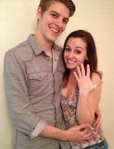 Amanda engaged